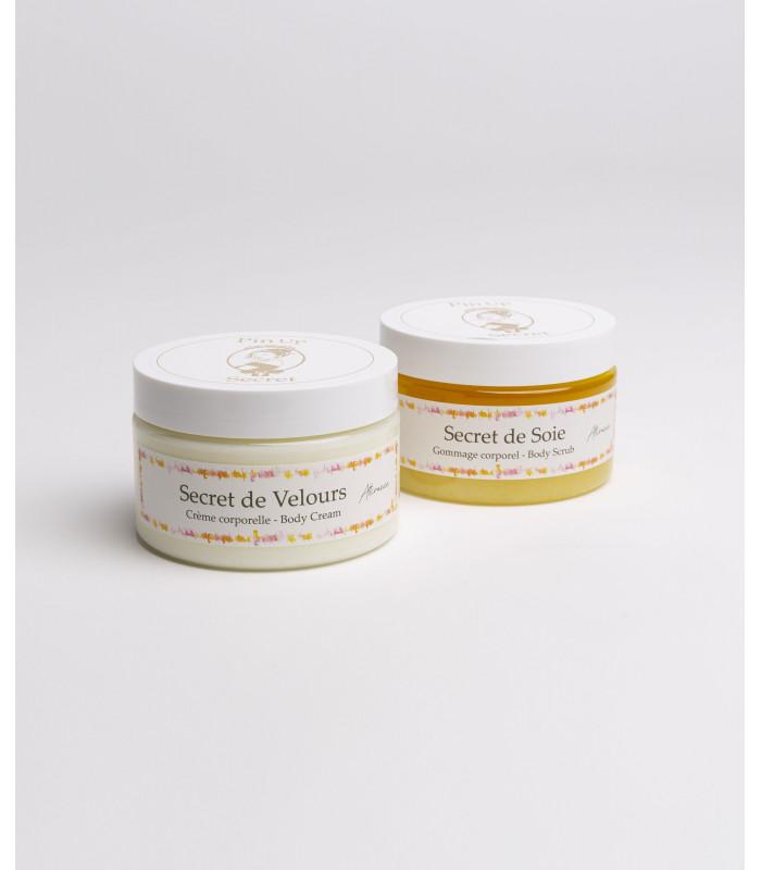 duo-care-set-body-scrub-cream-perfume-attirance-pinup-secret